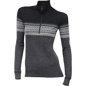 Aclima DesignWool Marius Mock Neck Shirt Dame norefjell